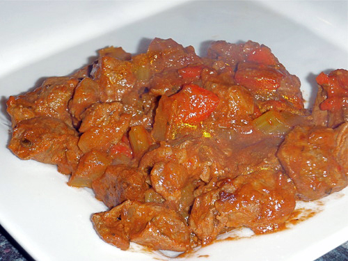 Throwback Thursday: Beef Goulash