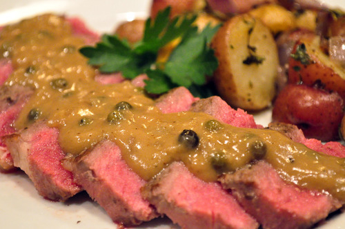 Green Peppercorn Pan Sauce Recipes — Dishmaps