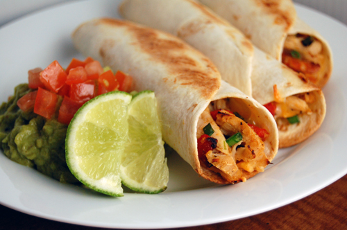 chicken taquitos recipe creamy baked chicken taquitos chicken taquitos ...