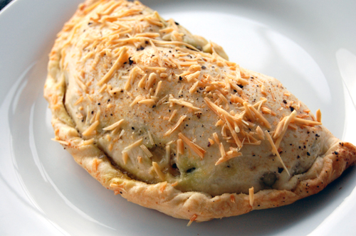 Savory Pesto, Sausage & Spinach Turnovers » Savour the Senses