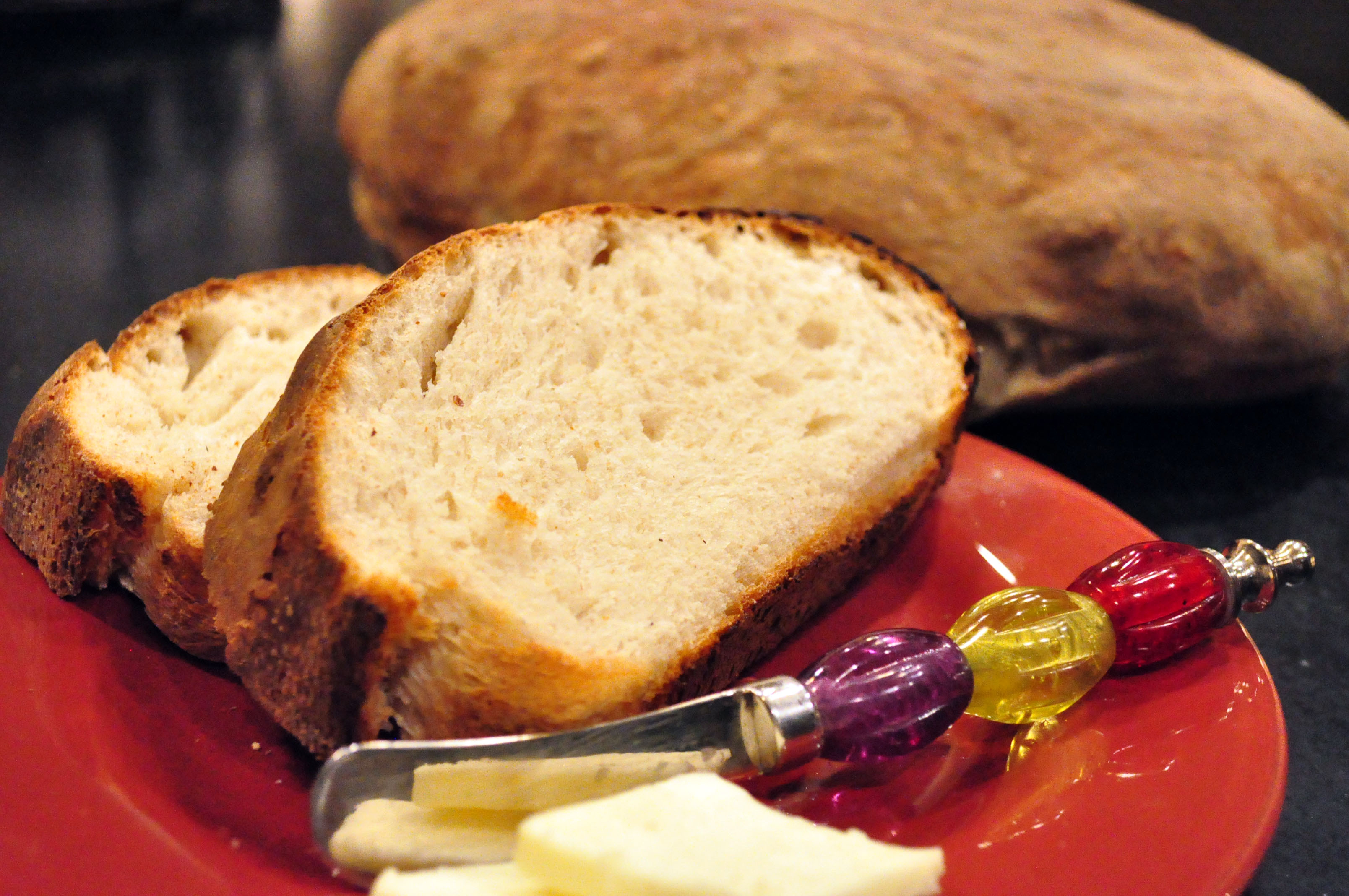 Throwback Thursday: Ciabatta Bread