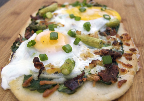 Breakfast Pizza