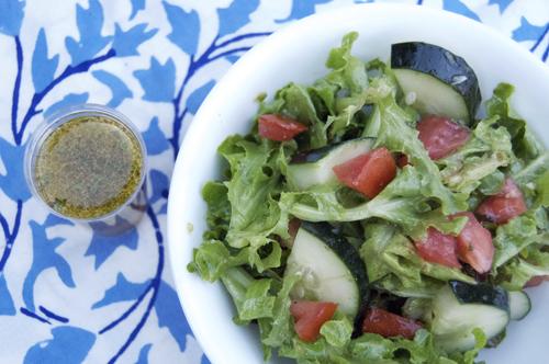 Tequila Citrus Salad Dressing