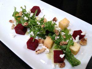 Beet-Apple-Salad-Dressed