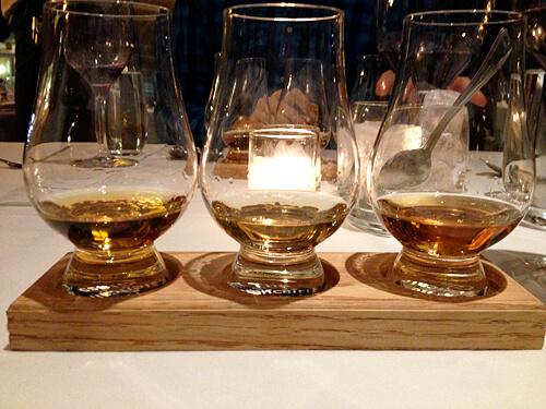 Whiskey-Flight