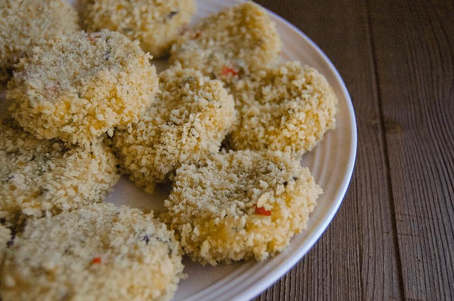 Risotto-Cakes-Panko