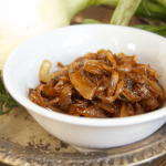 Rosemary-Balsamic Caramelized Onions {A How-To}