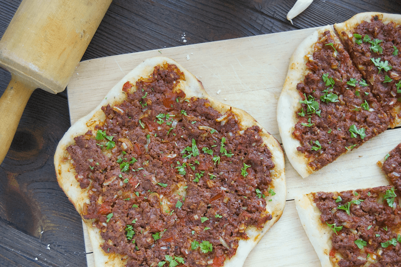 Baharat Lamb Flatbread Raw Spice Bar