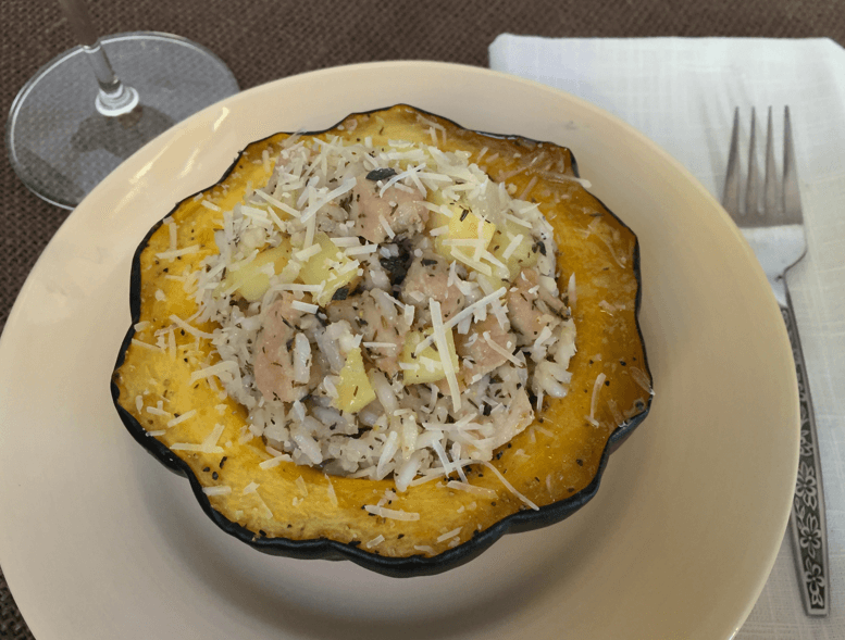 sage-pork-apple-stuffed-squash-recipe