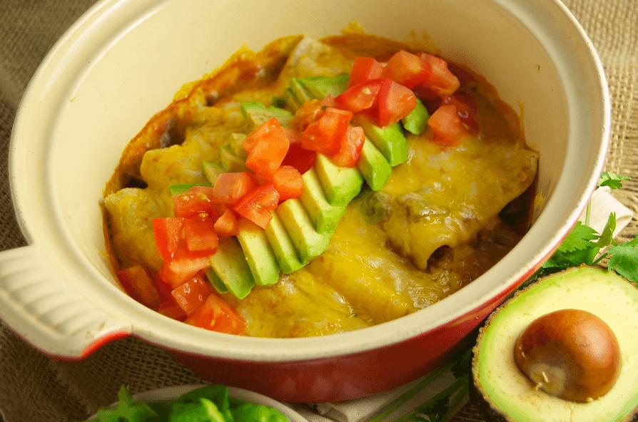 sweet-potato-quinoa-enchiladas