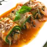 Italian Zucchini Roll-Ups